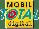 Mobil Total digital Logo