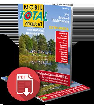 Stellplatz-Katalog Osteuropa