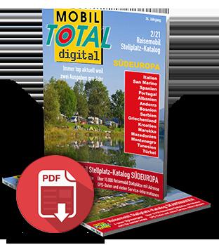 Stellplatz-Katalog