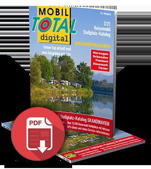 Einzel-Katalog Skandinavien